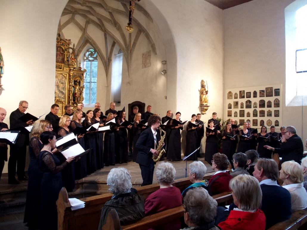 Konzert in St. Arbogast Götzis (2017)