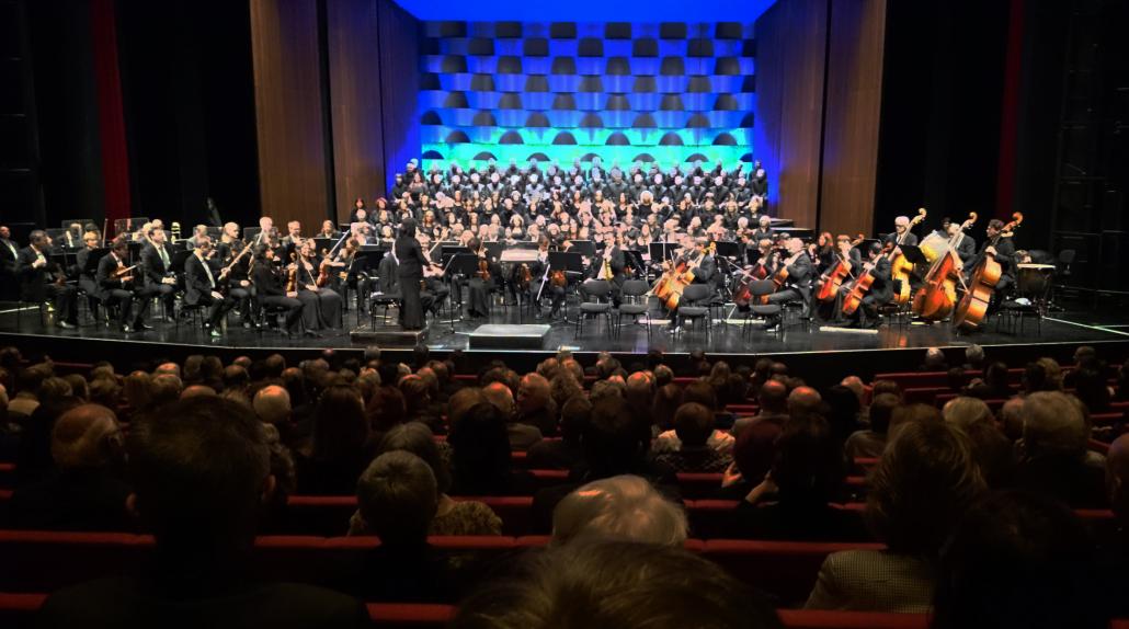 """Projekt """"Verdi Requiem"""" (2015)"""