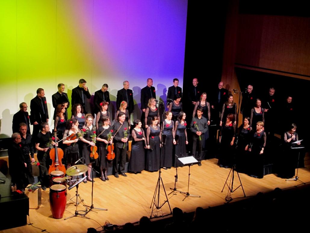 "Konzert ""anima sola"" (2013)"
