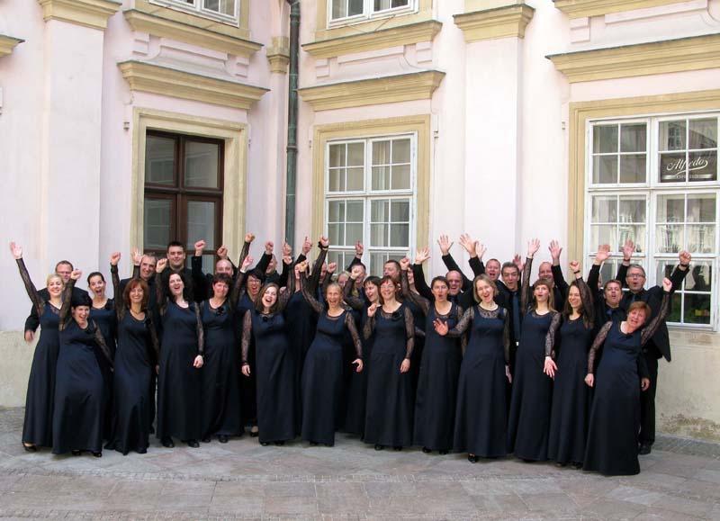 Musikwettbewerb in Bratislava (2010)