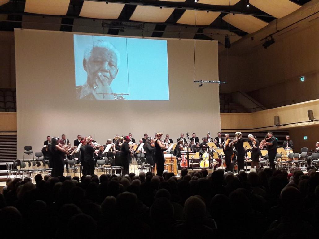"""Konzert """"Nelson Messe"""" in Zürich (2018)"""